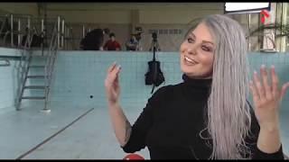#M1News: зйомки кліпу співачки KiRA MAZUR