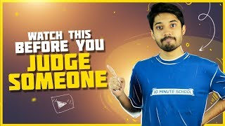 Watch this before you JUDGE someone | An inspiring story of a kid