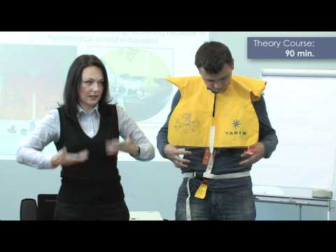 Boeing 747 Students: Ditching Procedures Training At Baltic Aviation Academy