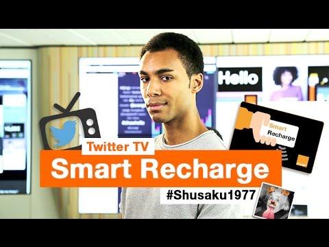 twitter tv orange smart recharge et instagram shusaku1977 youtube. Black Bedroom Furniture Sets. Home Design Ideas