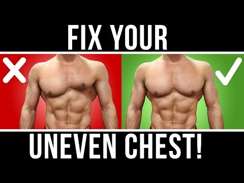 1 Easy Tip To Fix Your UNEVEN CHEST! GET RESULTS FAST!