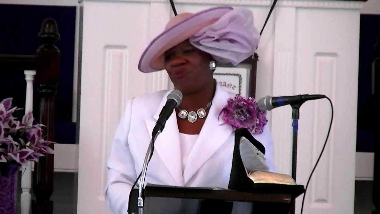 New Home Baptist Church Women S Day 2012 Guest Teacher