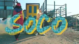 STARBOY - SOCO  WIZKID (OFFICIAL LYRICS VIDEO)