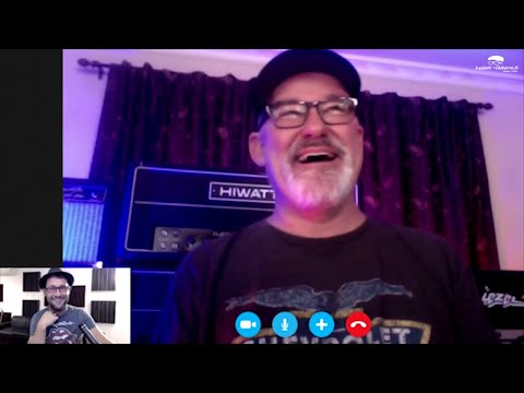 4 chiacchiere e mezzo con... Tim Pierce! (intervista - interview)
