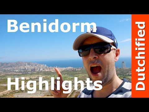 Benidorm Tourist Highlights