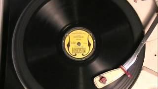 Vintage Latin Music - DULCE DENSENGANO by Hotel Nacional Orchestra, Havana, Cuba 1945