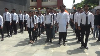 Independence Day celebration at Noidas Avviare Educational Hub