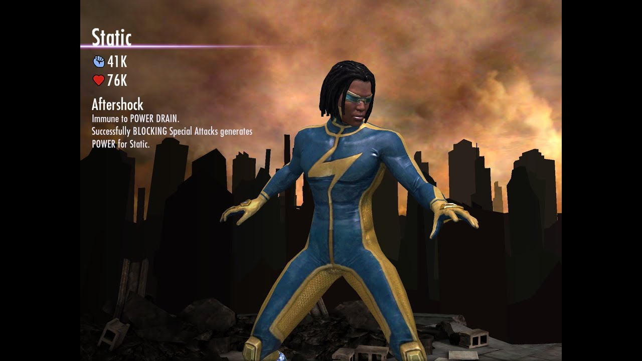 Fall Out Boy Symbol Wallpaper Ios Andriod Static Shock Injustice Gods Among Us Gameplay