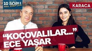 Çukur Karaca Ece Yaşar ile 10 Soru Büktük! | Çukur, KaraKuzular, Necip Memili #7