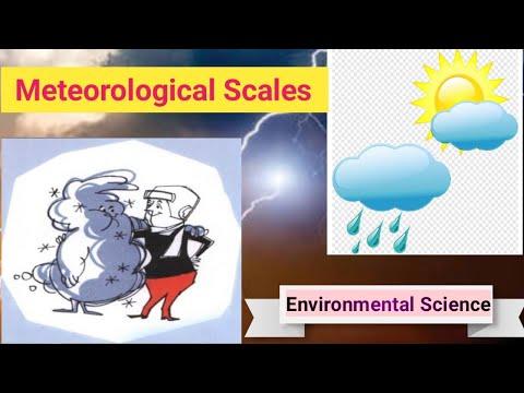 Meteorological Scales   What is Meteorology?