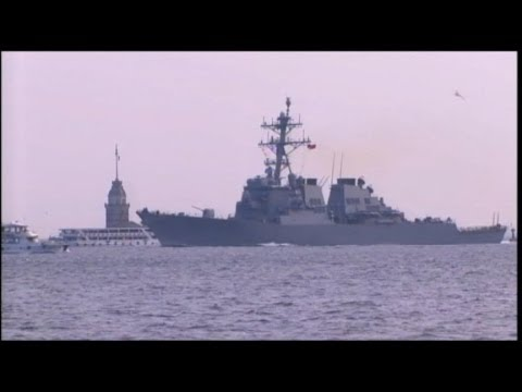 Crisis in Urkaine: US Responds to 'Irresponsible' Russian Jet Movement