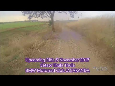 Jacaranda Upgoming Ride Thula Thula 5 November 2017