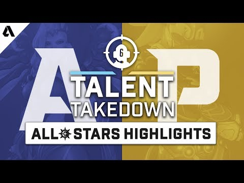 Talent Takedown  All-Stars 2019 - Overwatch League S2 Highlights
