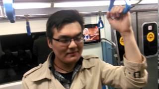 когда девушка в метро смотрит на тебя