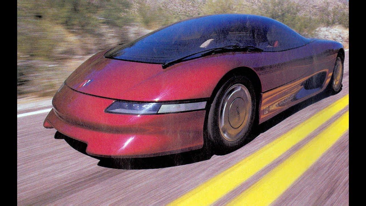 Buick Wildcat Concept 1985 Concept Car Youtube