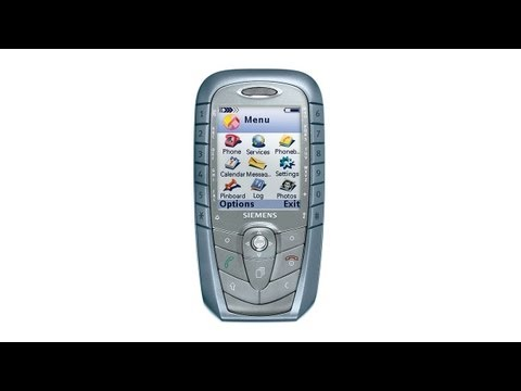 siemens sx1 video clips rh phonearena com Siemens Mobile Phones Siemens M65