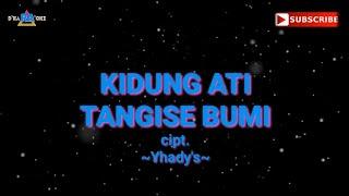 Karaoke No Vokal    KIDUNG ATI TANGISE BUMI    Full lirik,, terbaru versi d'kaRAoke