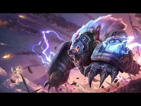 Volibear: Stormborn (Epic Orchestra) - Fan Music