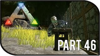 "Ark: Survival Evolved Gameplay Part 46 - ""new Furniture, Megaloceros!"" (season 2)"