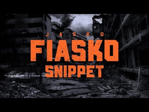 "Jasko - ""FIASKO"" [official Snippet] on YouTube"