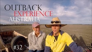 AUSTRALIA OUTBACK FARMWORK EXPERIENCE CHAT💬✔Worldtravel Vlog#32 Backpacking Australia Adventure