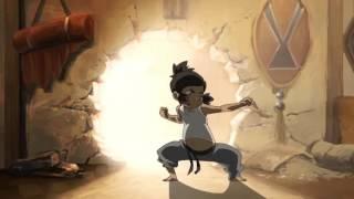 Legend of Korra: Firebending Training