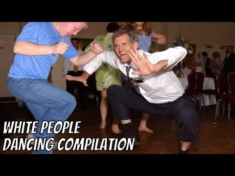 White People Dancing Compilation