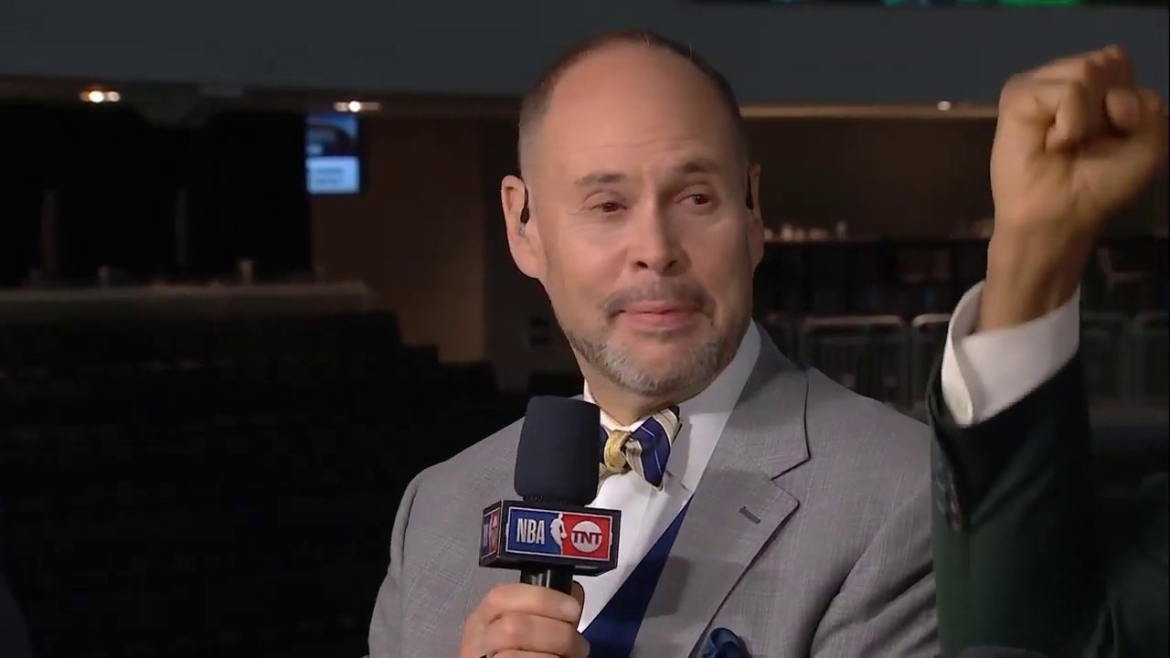 Ernie Johnson Gets Emotional As Milwaukee Names May 17th