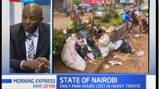 Why Nairobi County has become dirtier than ever before | Morning Express Press Review