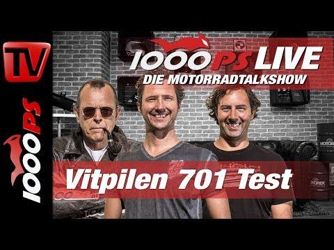 1000PS Live - Die Motorradtalkshow - Vitpilen 701 Test uvm.