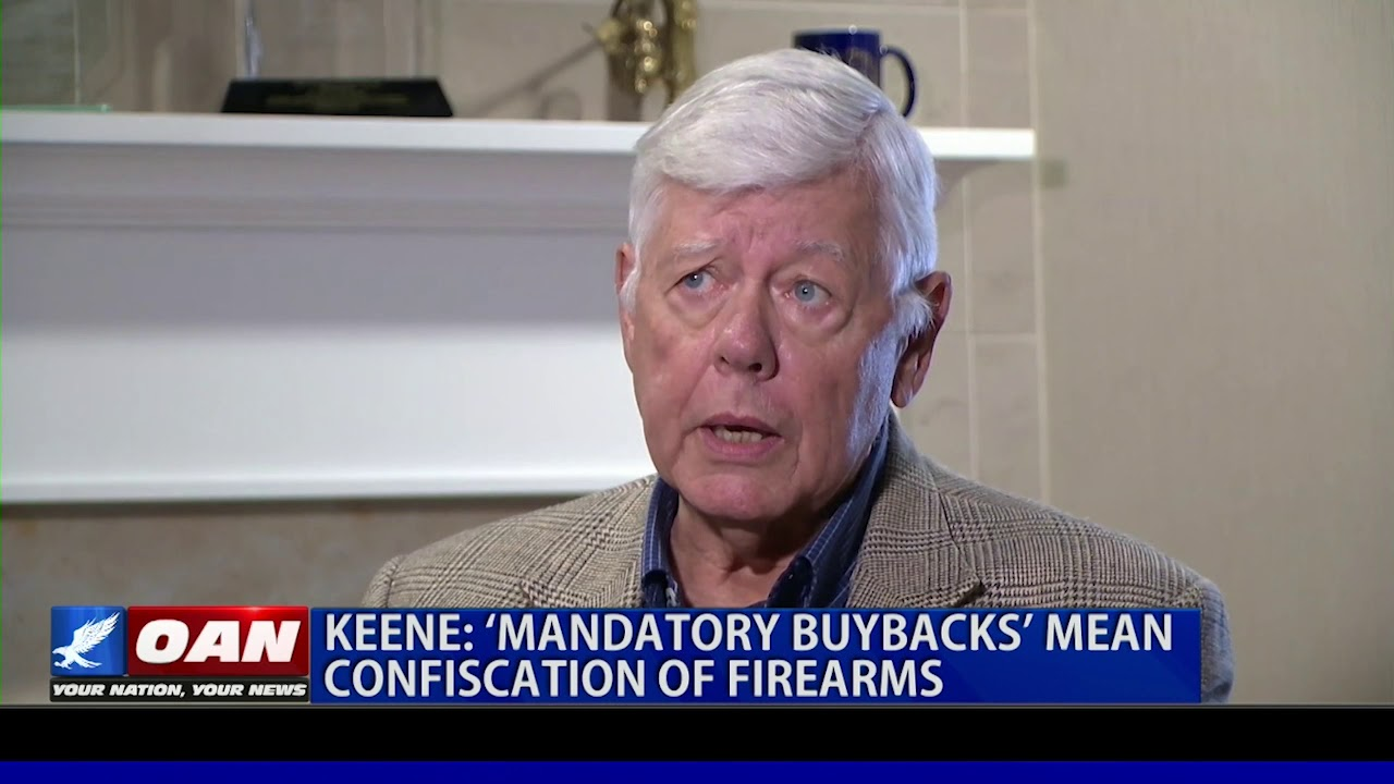 Former NRA President: 'Mandatory buybacks' mean confiscation of firearms