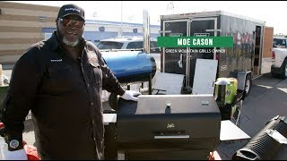 Moe Cason | Why He Loves His Green Mountain Pellet Grill