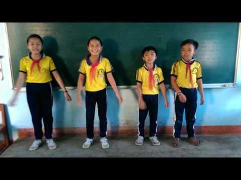 Bài hát dàn đồng ca mùa hạ lớp 5 TH Đức Minh