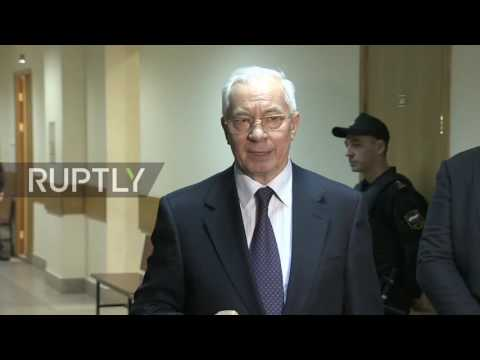 Russia: Maidan opposition were 'supported and guided by Western patrons' - Azarov