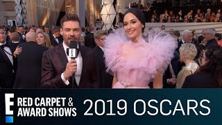 Kacey Musgraves Celebrates Her 4 Grammys at 2019 Oscars | E! Red Carpet & Award Shows