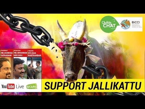 (((Live))) Chutney Chat - Jallikattu Special!!!