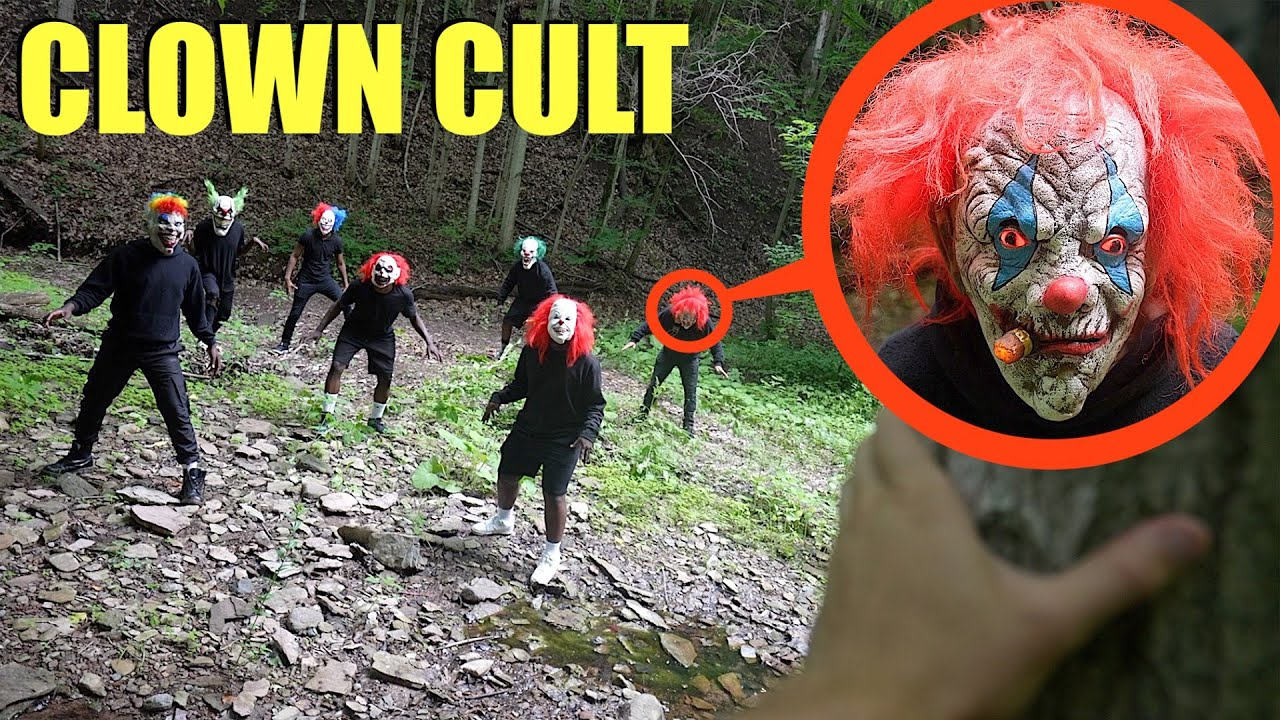 Download if you see this in the forest, PLEASE Run as fast as you can! (Don't let them catch you)