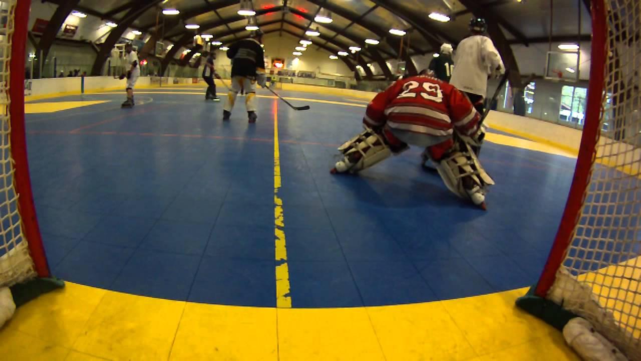 Rollerfly Goalie Slide Plates For Inline Or Ball Hockey Good Gear