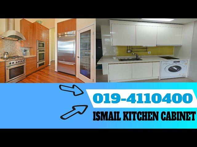 Kabinet Dapur Ipoh Perak Kabinet Dapur Murah Deco Diy Kitchen Cabinets Youtube
