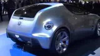 Honda Remix Concept Videos