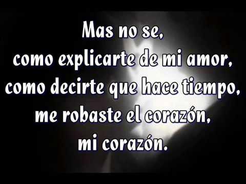 Ay mi amor - 1 2