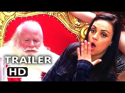 Thumbnail: BAD MOMS 2 Official Trailer (2017) A Bad Mom's Christmas, Mila Kunis Comedy Movie HD