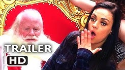 BAD MOMS 2 Official Trailer (2017) A Bad Mom's Christmas, Mila Kunis Comedy Movie HD