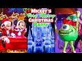 Top 10 Must Do's At Mickey's Very Merry Christmas Party