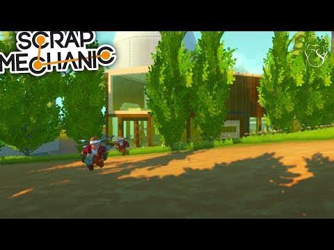 Download Youtube: Scrap Mechanic | Are cea mai frumoasa casa!!