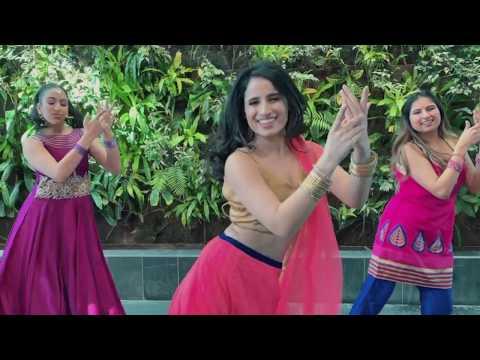 BEST SANGEET SONG OF 2019!   Kithe Reh Gaya Dance   @aka naach   Neeti Mohan