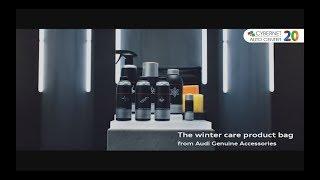 Descoperă Accesoriile Originale Audi ⭕⭕⭕⭕  Set produse întreținere iarnă la Cybernet Auto Center!