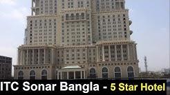 ITC Sonar Bangla Five Star Hotel of Kolkata Via Maa Fly Over Bridge Opposite to Science City