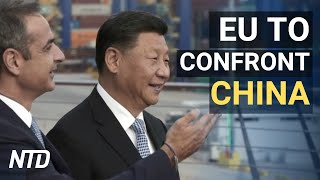 Europe's Plan To Confront China Over Hk