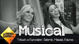 El musical de Eurovisión en El Hormiguero 3.0